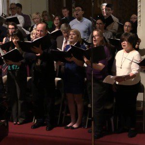 Choir, 11:15 a.m.