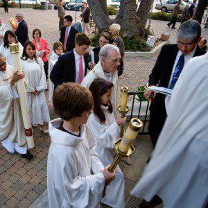 Altar Server Volunteers
