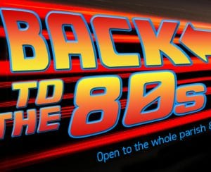 Back to the 80's Dance/Social
