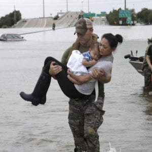 Support Relief Efforts for Hurricane Harvey
