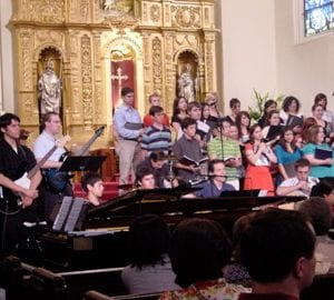 Choir, Youth 5:30 p.m.