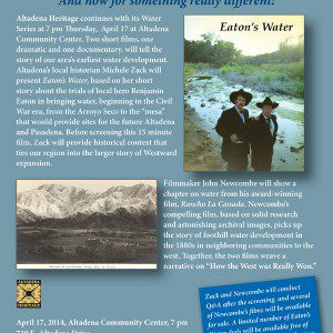 Learn about Local Water, Local History
