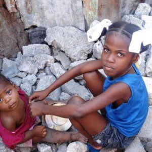 October 15 Prayers for Children of Haiti
