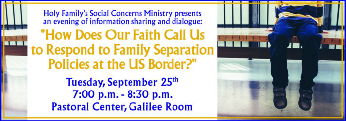 Family Separation at the US Border