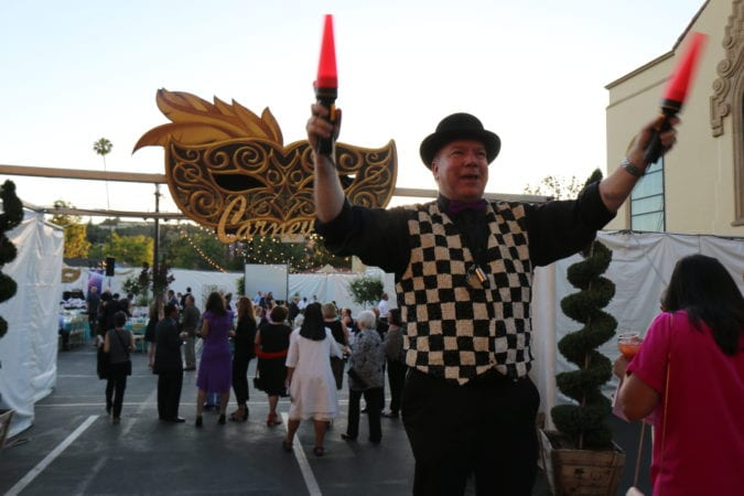 Holy Family's Auction-Carnevale!- A GREAT SUCCESS!