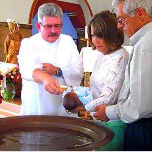 Diaconate Journey…Baptism Practicum