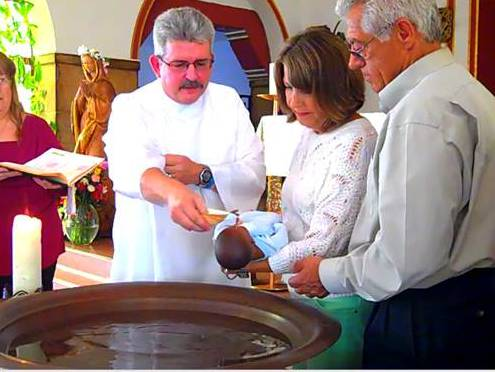 Diaconate Journey…Baptism Practicum