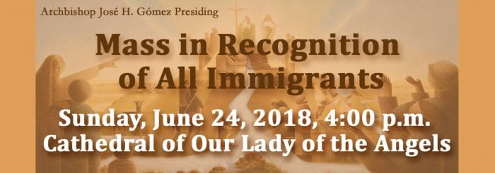 Mass in Recognition of All Immigrants