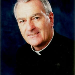 Monsignor Connolly Receives Multiple Honors