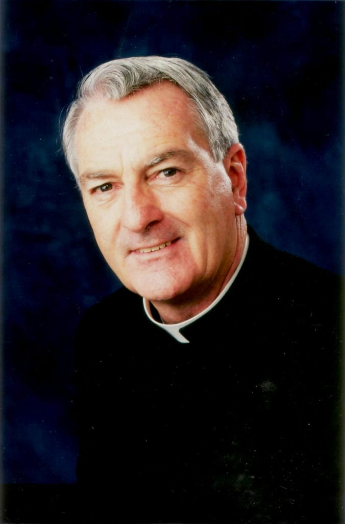 Join Monsignor Connolly at the St. John's Seminary Gala