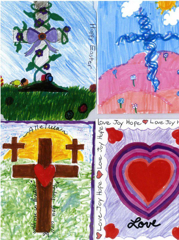 Holy Family Fifth Grade Shares Love and Compassion With Inmates
