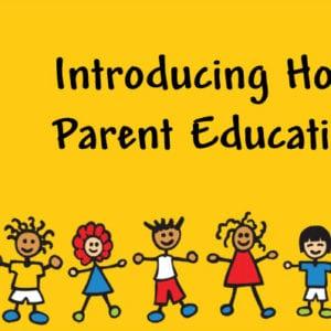 Holy Family Parent Education Program