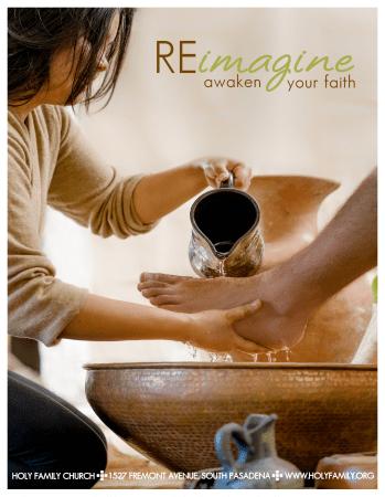 Re-Imagine your faith