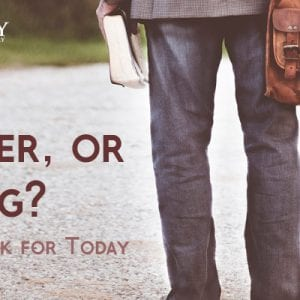 Job, Career, or Calling: A Spirituality of Work for Today