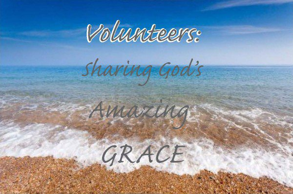 Volunteer Recognition Sunday – August 26