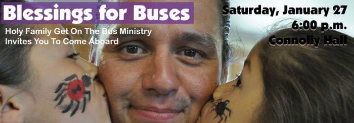 Blessings For Buses