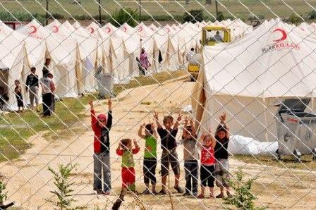 February 15 Prayers for Children – Refugees