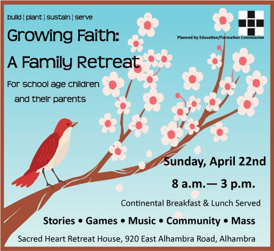 Family Retreat: All Are Welome, Come And See!