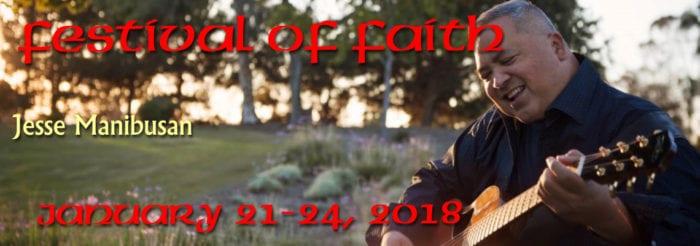 Festival of Faith 2018