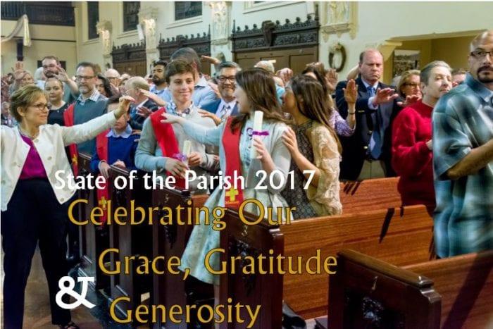 State of the Parish 2017