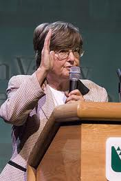 Sister Helen Prejean at Holy Family on October 7