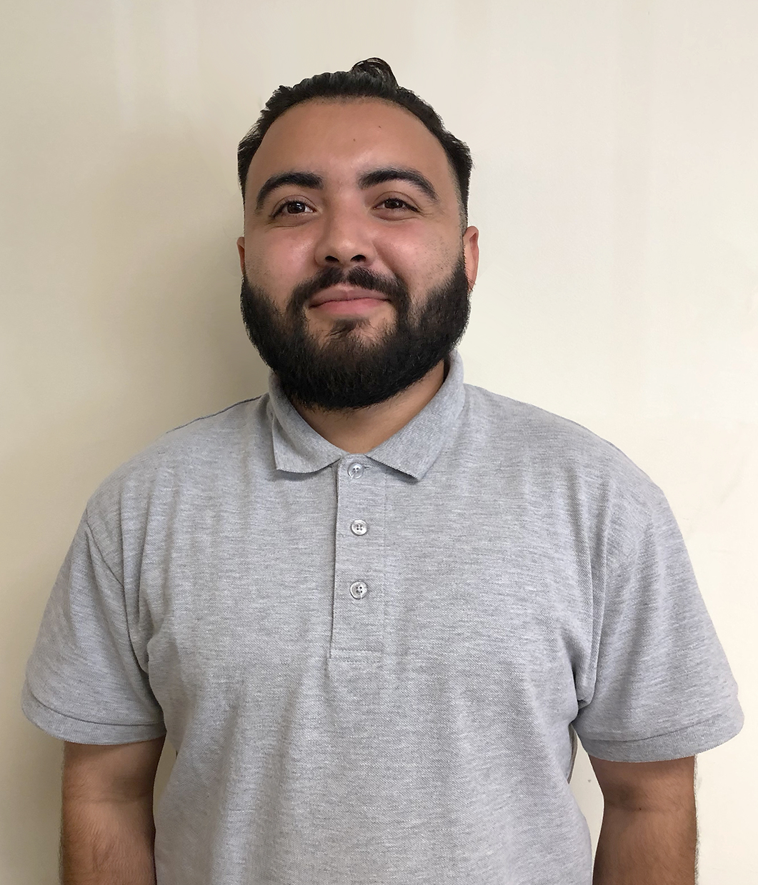 Daniel Fuentes : Support Staff Assistant to the Director of Community Services