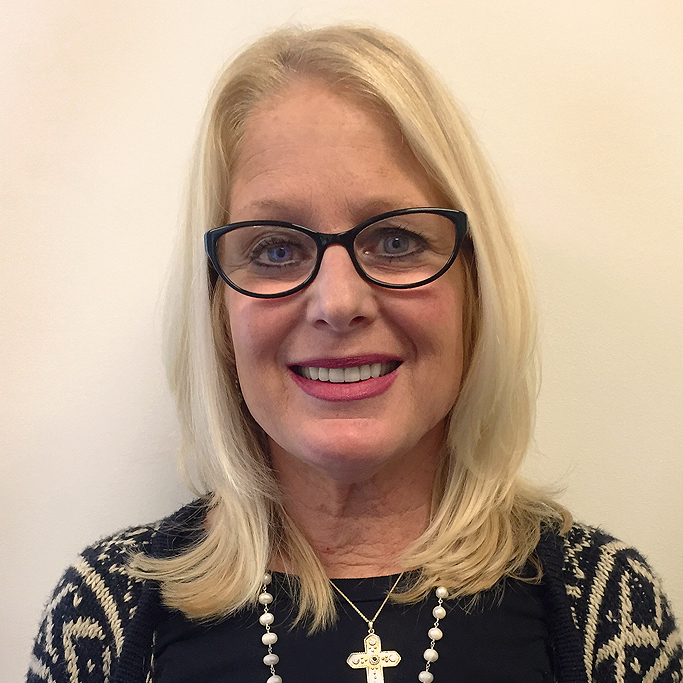 Mary Ternan : Director of Pastoral Care