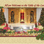 Christmas at Holy Family
