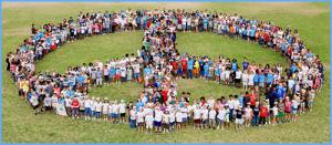 children-peace-sign