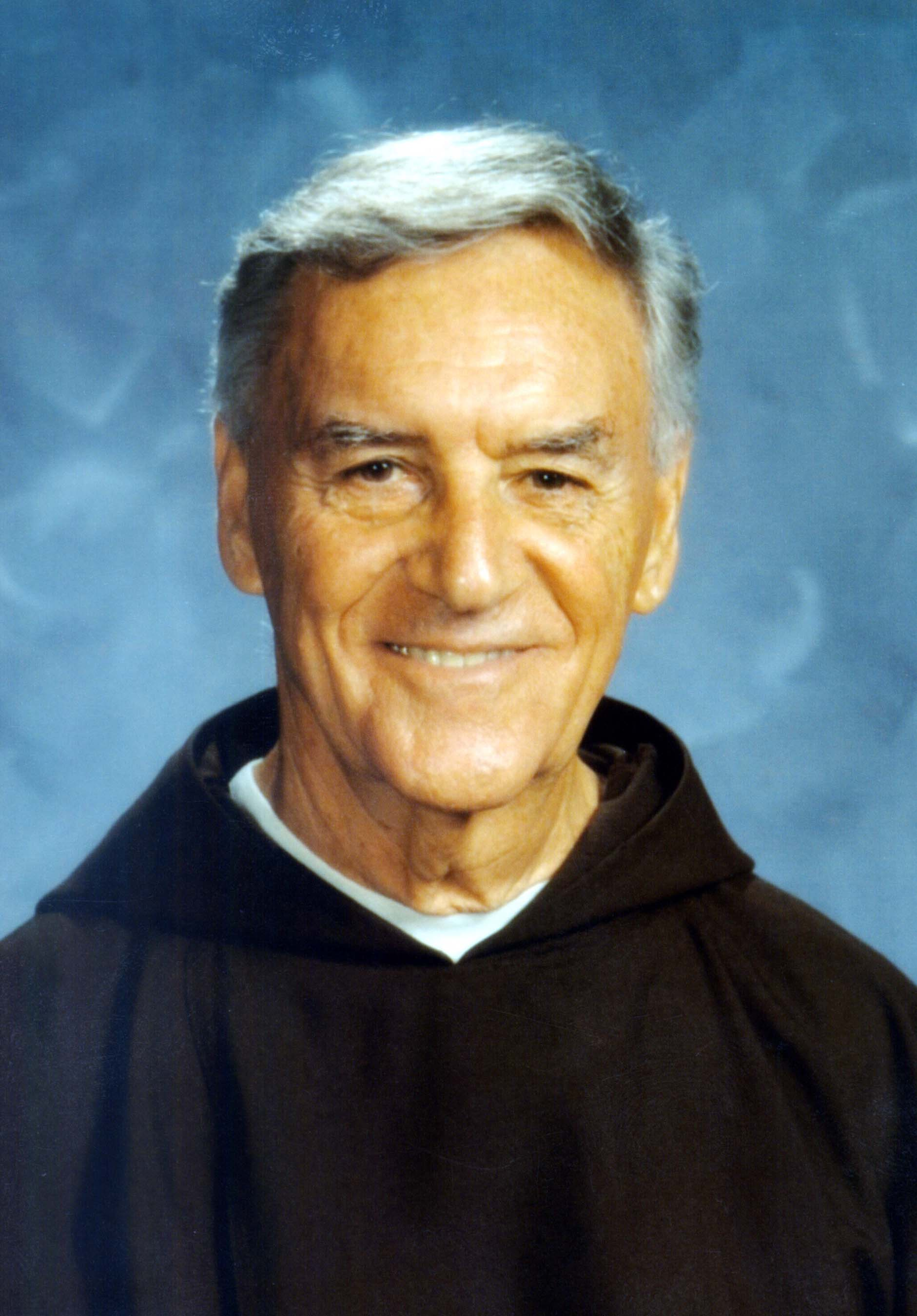 Rev. Anthony Scannell, Capuchin : Weekend Presider